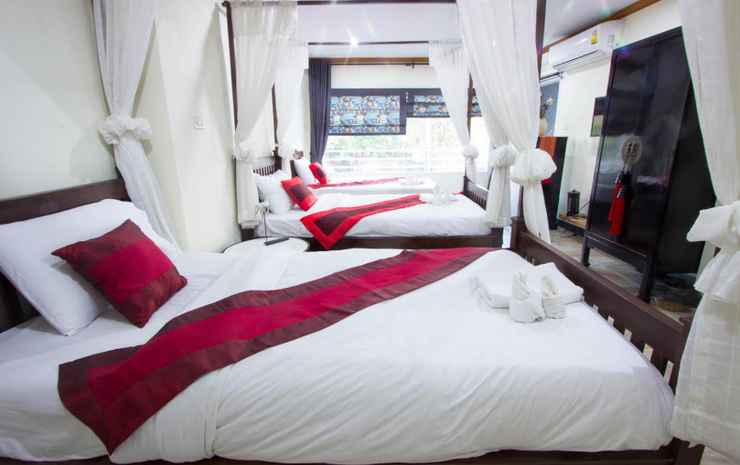 Sripoom Boutique House Chiang Mai - Deluxe Triple Bed