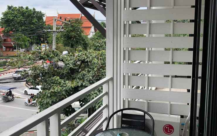 Sripoom Boutique House Chiang Mai - Deluxe Double Bed Balcony with Breakfast