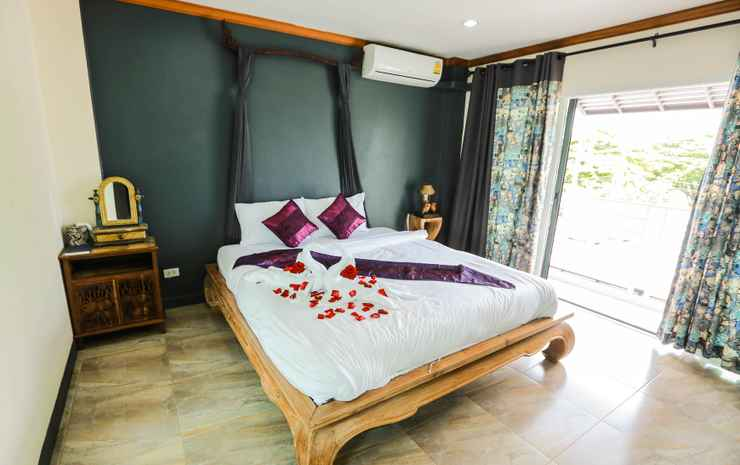 Sripoom Boutique House Chiang Mai - Deluxe Double Bed with Balcony