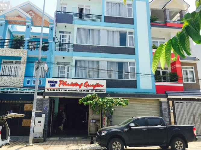 EXTERIOR_BUILDING Phuong Quyen Hotel