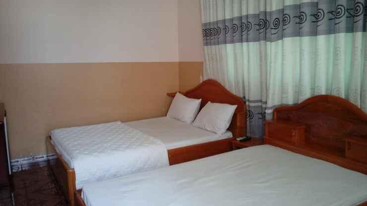 BEDROOM Khanh Ha Hotel Nha Trang