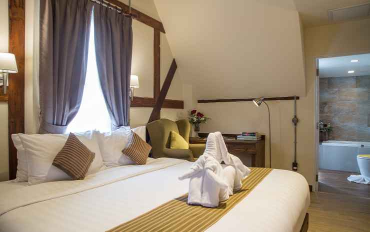 Le Charcoa Hotel Chiang Mai - Junior Suite Room Only