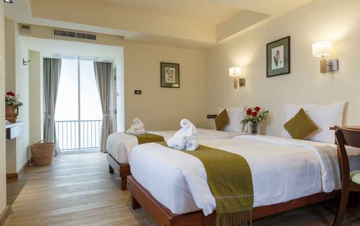 Le Charcoa Hotel Chiang Mai - Deluxe Twin Room Only