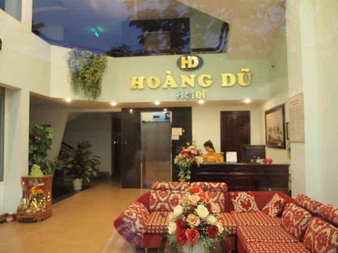 LOBBY Khách sạn Hoàng Dũ
