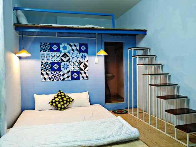 BEDROOM Nhà Chung Hostel