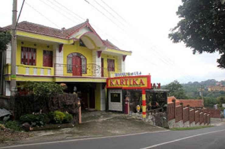 EXTERIOR_BUILDING Hotel Kartika Bandungan