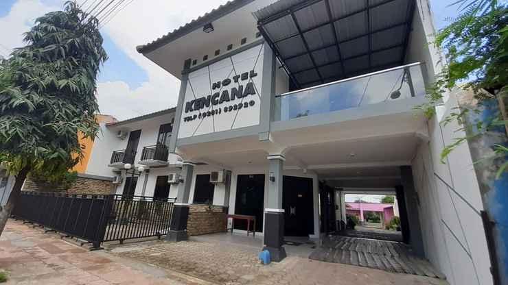 EXTERIOR_BUILDING Hotel Kencana Purbalingga