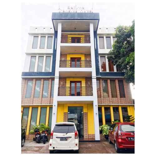 EXTERIOR_BUILDING Safirna Transito Hotel