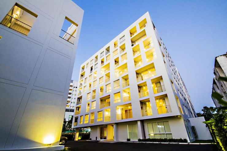 EXTERIOR_BUILDING คาริน โฮเทล แอนด์ เซอร์วิส อพาร์ทเม้นท์