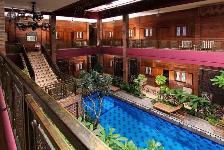 SWIMMING_POOL Java Villas Boutique Hotel and Resto