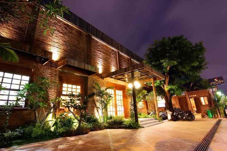 EXTERIOR_BUILDING Java Villas Boutique Hotel and Resto