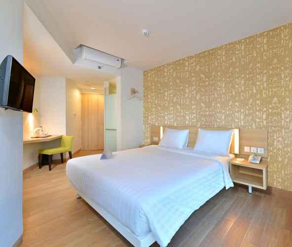 BEDROOM Whiz Prime Hotel Sudirman Cilacap