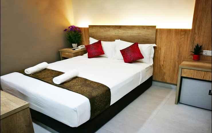 Cozy Hotel @ KL Sentral Kuala Lumpur - Kamar Deluks, 1 Tempat Tidur Queen