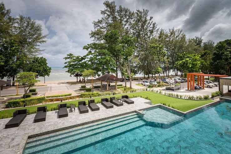 LOBBY Maneetel Krabi Beachfront