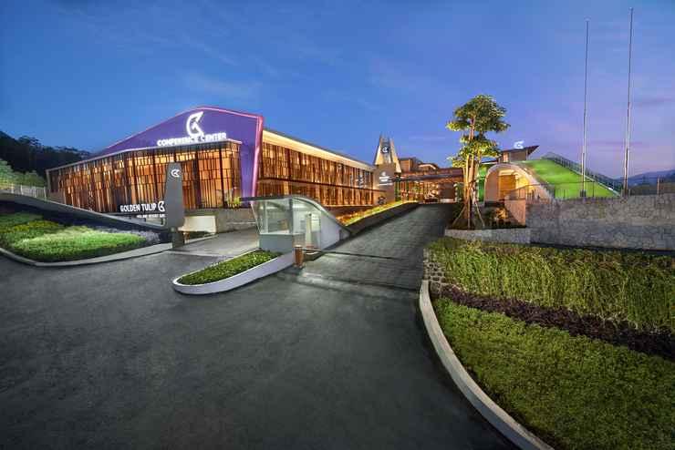 EXTERIOR_BUILDING Golden Tulip Holland Resort Batu