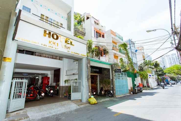 EXTERIOR_BUILDING Khách sạn Kim Yến