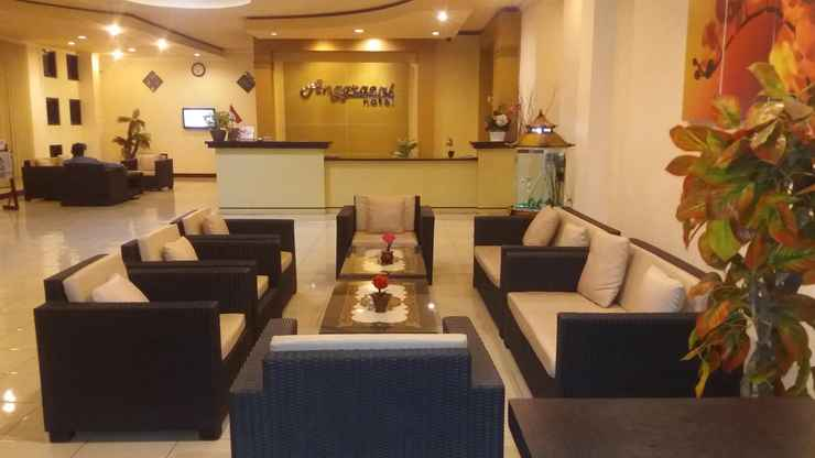 LOBBY Hotel Anggraeni Jatibarang