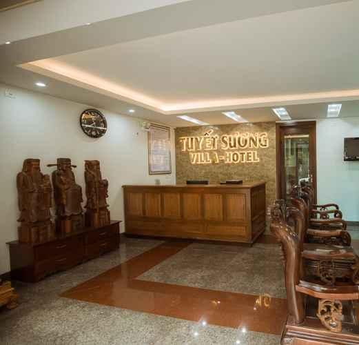 LOBBY Tuyet Suong Villa Hotel