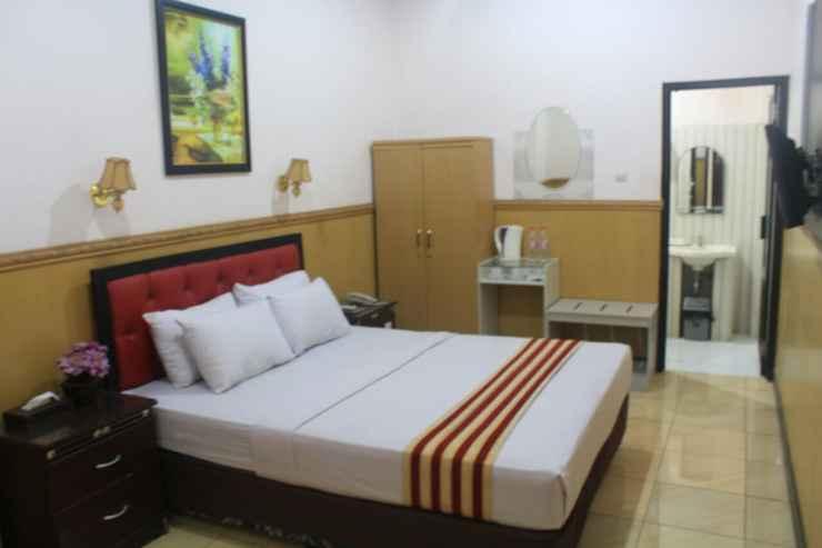 BEDROOM Hotel Anggraeni Ketanggungan