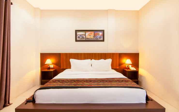 Diva Lombok Hotel Lombok - Premier Balcony