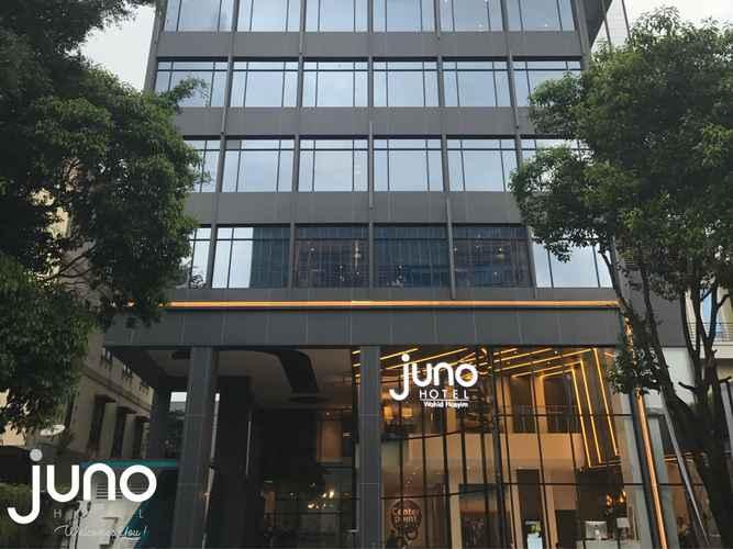 EXTERIOR_BUILDING Juno Tanah Abang Jakarta