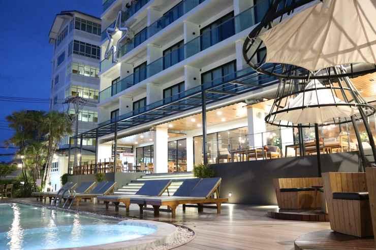 SWIMMING_POOL Zand Morada Pattaya Hotel