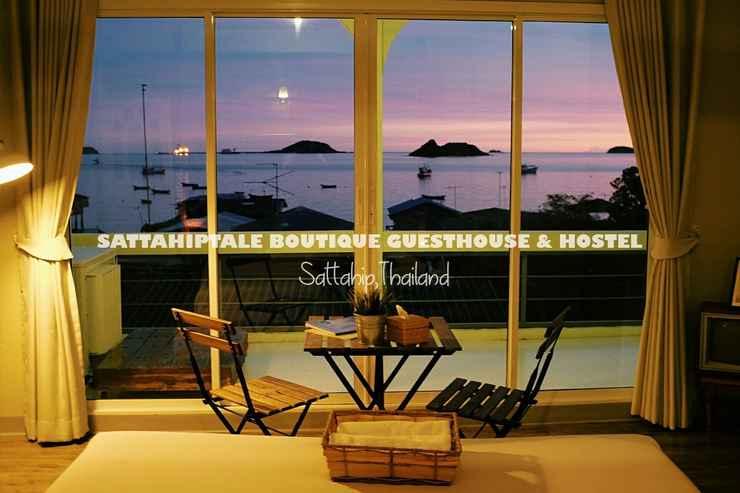 BEDROOM Sattahiptale Boutique Guesthouse & Hostel