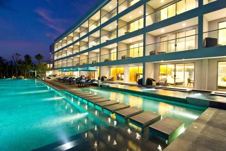 EXTERIOR_BUILDING Le Coral Beach Resort & Café
