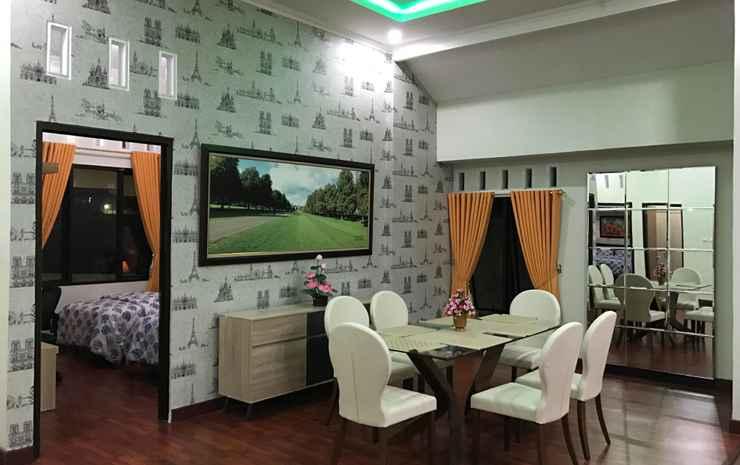 Nariska Suite Homestay Lampung Bandar Lampung - Family Suite - Three Bedroom