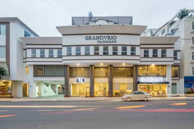 EXTERIOR_BUILDING Grandvrio City Danang By Route Inn Group