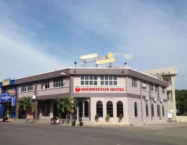 EXTERIOR_BUILDING Sherwinton Hotel Main Office