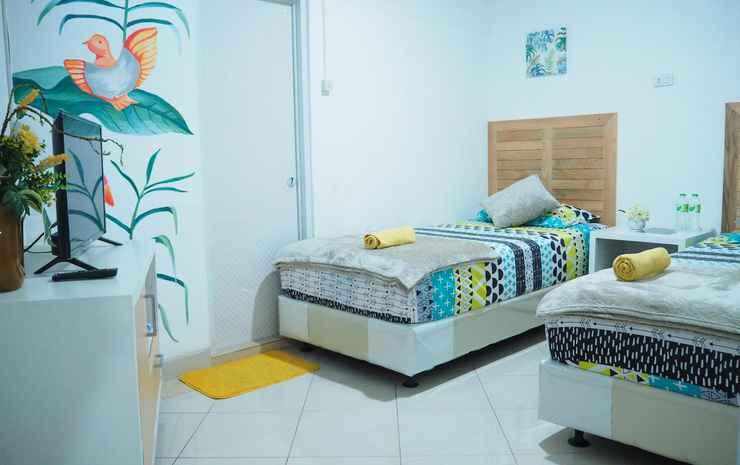 Flip Flop Hostel Lampung Bandar Lampung - Deluxe Room