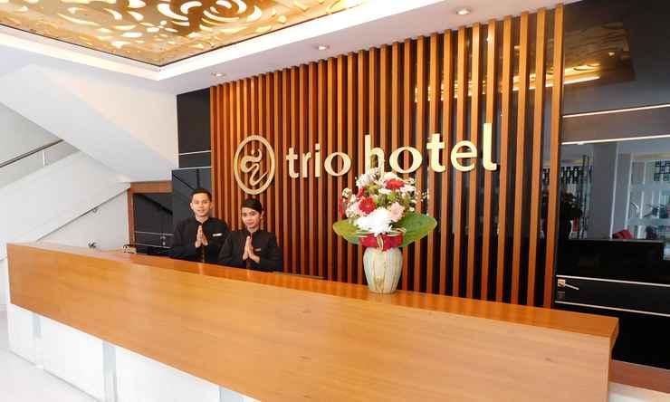 LOBBY Hotel Trio