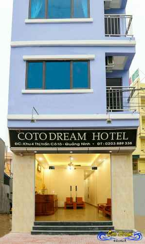 LOBBY Khách sạn Coto Dream