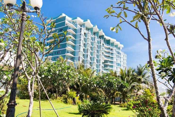 EXTERIOR_BUILDING Seaview Blue Sapphire Resort Apartment Vung Tau