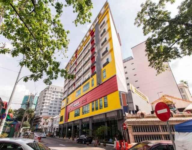 EXTERIOR_BUILDING Signature International Hotel Kuala Lumpur
