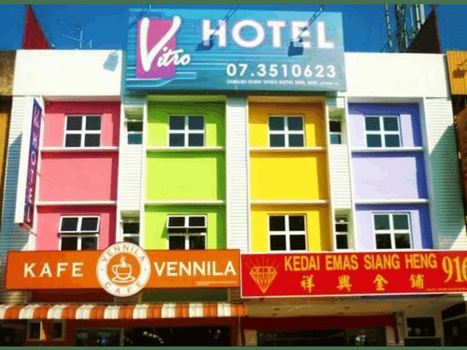 EXTERIOR_BUILDING Vitro Hotel