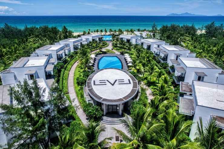 EXTERIOR_BUILDING Melia Danang Beach Resort