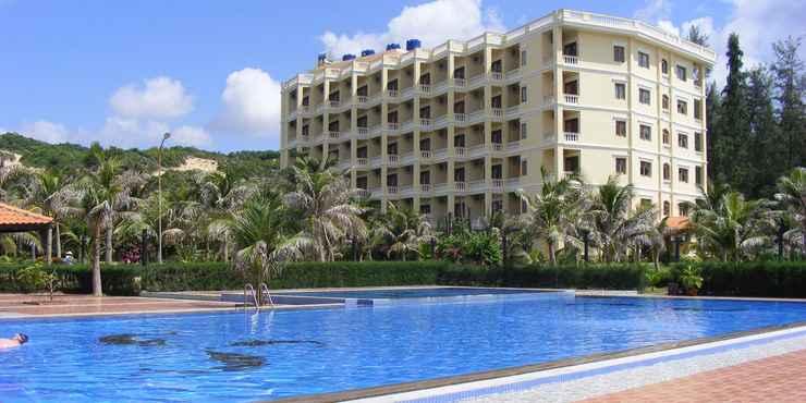 EXTERIOR_BUILDING Golden Peak Resort & Spa - Phan Thiết