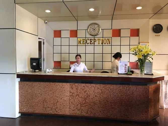 LOBBY Khách sạn Phú Thọ