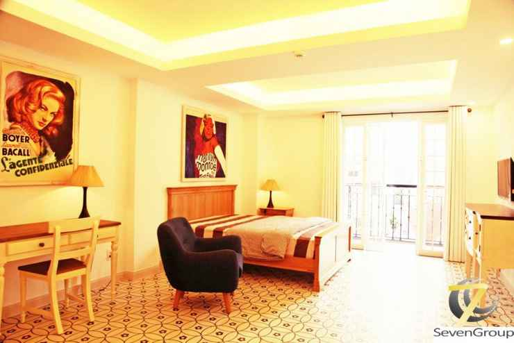 BEDROOM Seven Thảo Điền Apartment