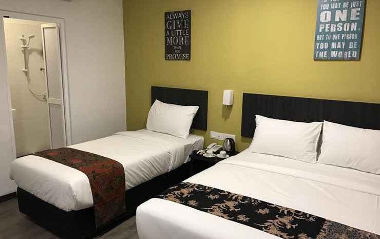 Potpourri Boutique Hotel Johor - Superior Triple Room