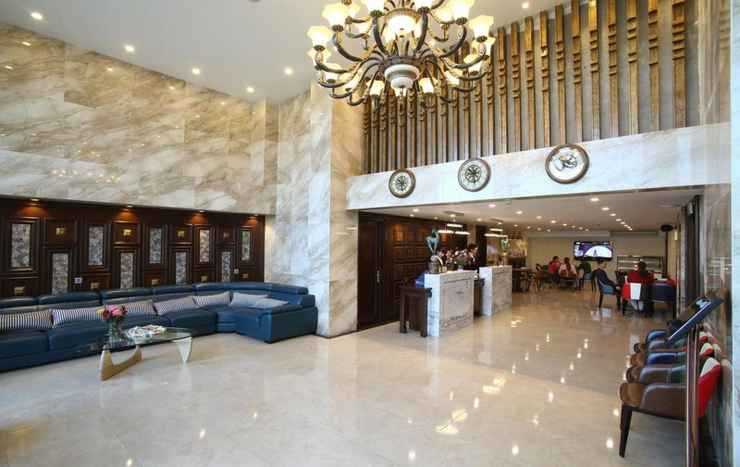 LOBBY Khách sạn Paris Boutique