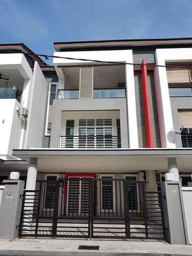 EXTERIOR_BUILDING Jonker 88 Homestay Melaka