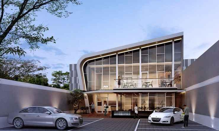 EXTERIOR_BUILDING Smart Budget Hotel
