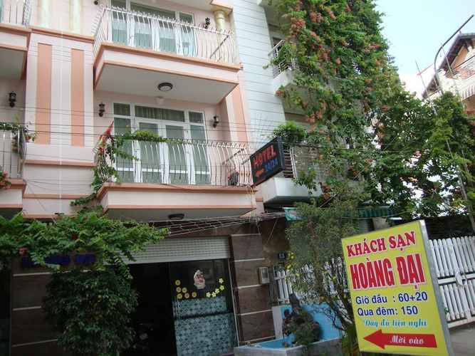 EXTERIOR_BUILDING Khách sạn Hoàng Đại - Quận 2