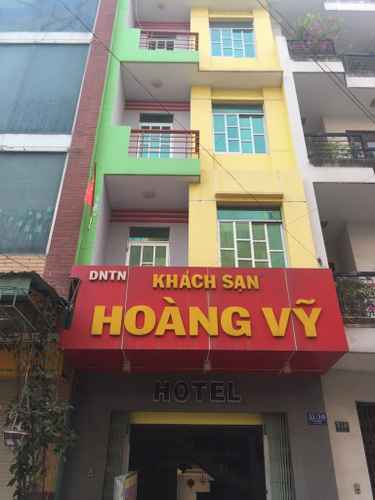 EXTERIOR_BUILDING Hoang Vy Hotel - District 2