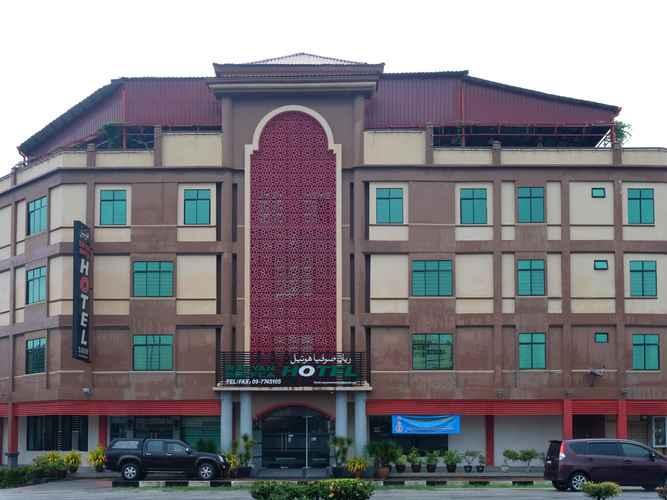 EXTERIOR_BUILDING Rayyan Soffea Hotel