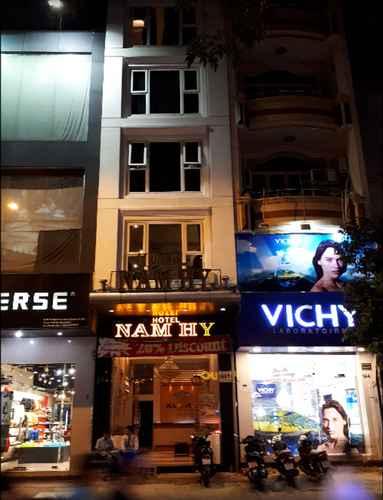 EXTERIOR_BUILDING Nam Hy 1 Hotel