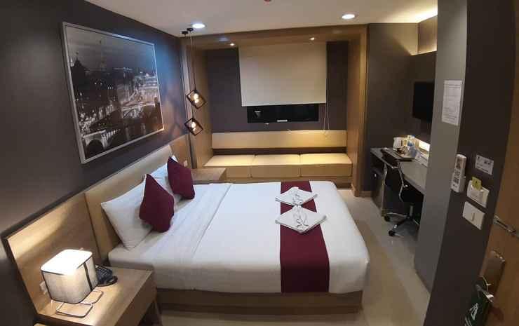 Pratunam19 Hotel Bangkok - Deluxe Double Room (With Window)